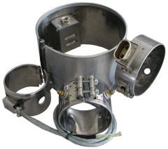 The ring heater with mica isolation, D=80x30 mm,