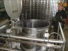 Mixers electric with a capacity of 150 and 260