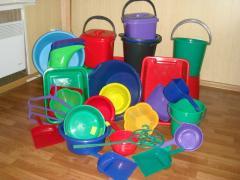 Продаем и производим  изделия из пластмасс