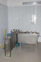 Установка для подготовки счетчиков воды АС - ПП –