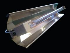 Отражатель для кварцевых вольфрамовых галогеновых ламп