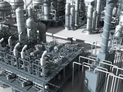 Pipeline thermal insulation alyuminevaya/Aluminium