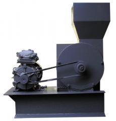 Дробилка молотковая МПЛ 150.12