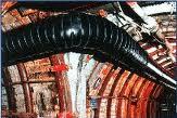 Трубы вентиляционные гибкие шахтные