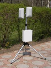 Equipment for security systems