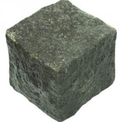 Gabbro stone blocks