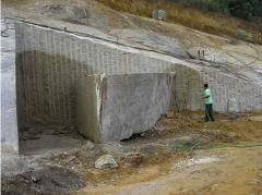 Block granite