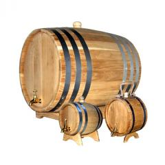 Barrel oak for drinks and a pickles (An oak