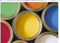 Материалы лакокрасочные    Продажа антикоррозионных покрытий для защиты металлоконструкций, строительные краски для фасадов и интерьеров