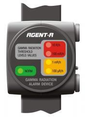 AGENT-R gamma radiation signaling device