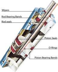 Гидроцилиндры для экскаваторов