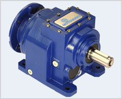 Cylindrical reducers
