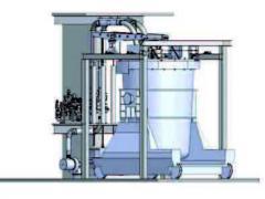 Оборудование системы газовоздухоснабжения стендов