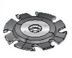 Пилы дисковые. Пилы дисковые твердосплавные с