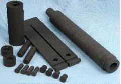 Products from graphite and spare parts to vacuum