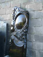 Пам'ятники із граніту, габро, лабрадориту,