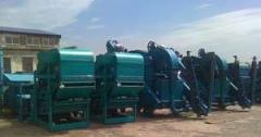 ALL FOR BARNYARDS. Equipment and spare parts for