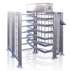 Equipment of engineering protection (turnstiles,
