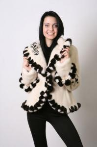 Jacket mink Products fur