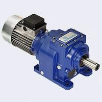 The motor - Motovario's reducers cylindrical