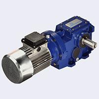 The motor - Motovario's reducers conic and