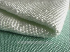 Fiber glass fabric from one meter of TSR-120,