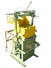 Изготовление шлакоблока – оборудование Скат-07 -