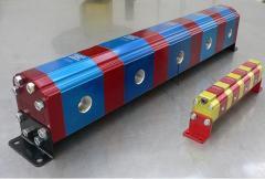 Hydraulic divider adder