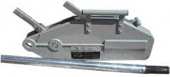 Mecanismos de montagem e carga