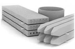 Бетоны гидротехнические для плотин, шлюзов, облицовки каналов