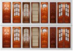 Двери из натурального дерева от Файердорз -