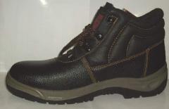 Ботинки кожаные STRONG CLASSIC