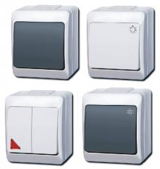 Switches, switches -separates, switches low-voltage