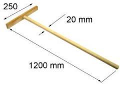 Швабра деревянная для уборки, мопы