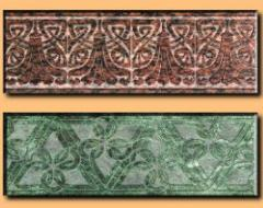 Плитка гранитная с выгравированным рисунком