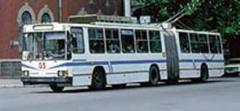 Сидіння для тролейбусів