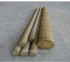 Стержни эбонитовые от 18мм-50мм, Элди