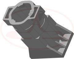 Корпус поглощающего аппарата РТ-120