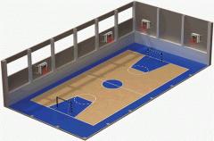 Отопление Спортивного Зала