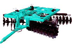 Harrow heavy BT-4,5M, BT-5.8M