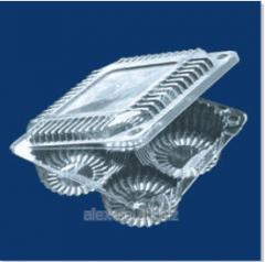 Упаковка для кондитерских изделий арт.25К