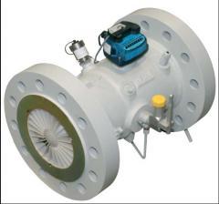 Gas counter turbine TZ/FLUXI, Itron (Actaris).