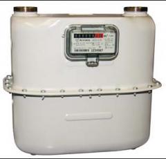 Diaphragm gas meter ACD (G10-G16) Itron (Astaris).
