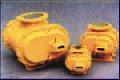 Gas counter rotational RGK.