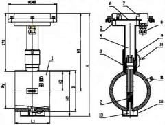 Expense converters vortex IRVIS-K-300.