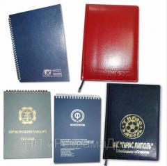 Блокноты, дневники, записные книжки, планинги,