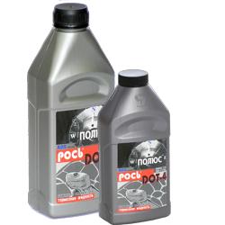 Тормозная жидкость РосьДот-4 ПОЛЮС
