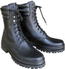 Обувь армейская