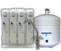 Water filters - the return osmosis of Leader