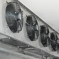 Модульный вентилятор в сборе